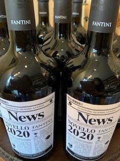 新酒の季節です!ノヴェッロ本日解禁!の画像