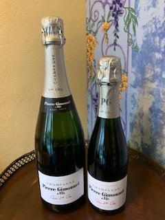 新着シャンパン!ピエール・ジモネ!!の画像