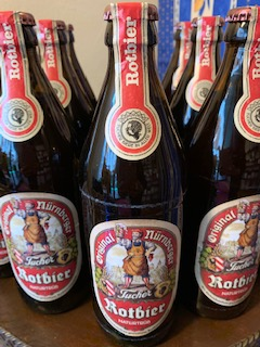 日本初登場の赤ビール!!の画像